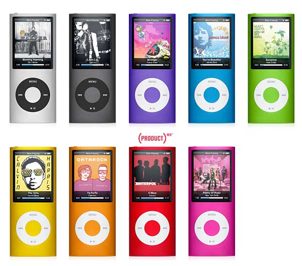 iPod Nano (4th Generation). This is the 4th generation