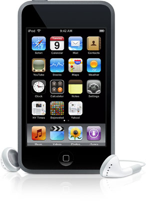 Apple iPod Touch (8GB) or Asus Eee (4G)