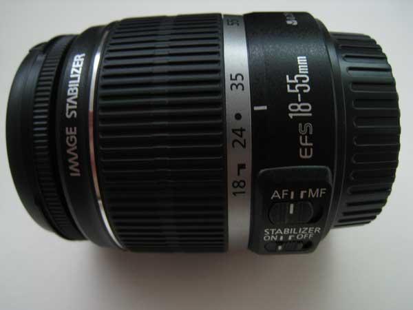 Lens (EF-S18-135mm)