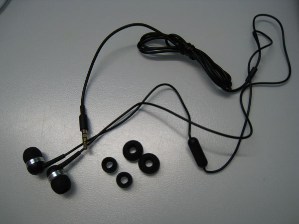 Creative EP-630i Stereo Headset - Contents