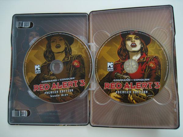 Bonus Disc + Game Disc