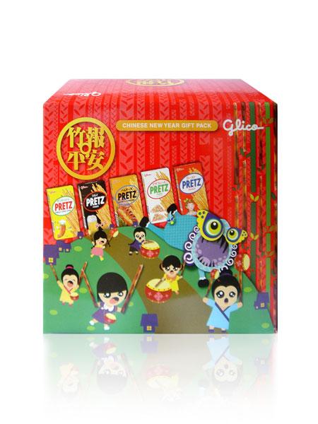 Glico Pretz Chinese New Year Gift Pack