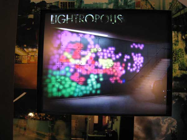 Lightropolis Display
