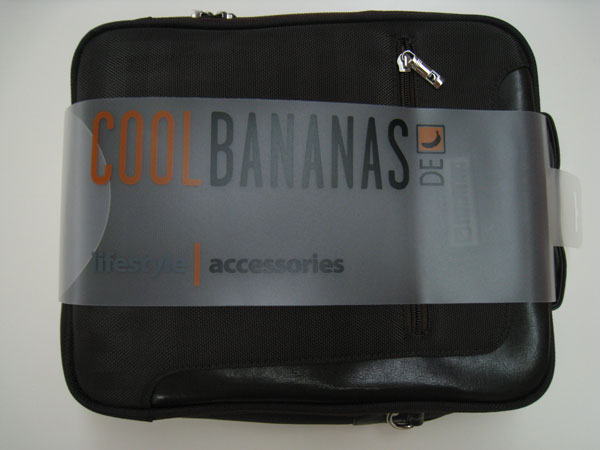 Cool Bananas Netbook Organiser Bag Review