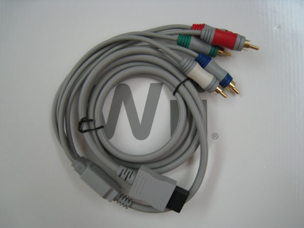 3rd Party Wii Component Cable