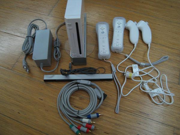 Nintendo Wii Contents