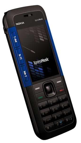 Viewing Image - Nokia-5310_A6FrntPerBlue.jpg