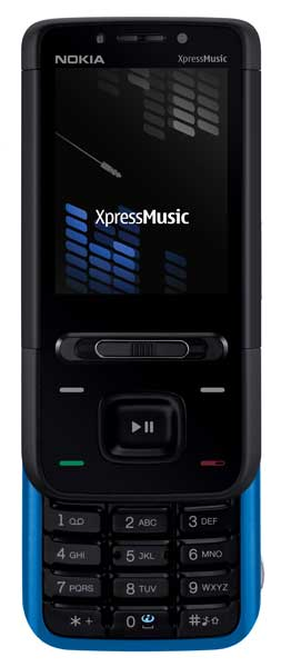 Viewing Image - Nokia-5610-XpressMusic-Blue_frontOpenBLUE.jpg