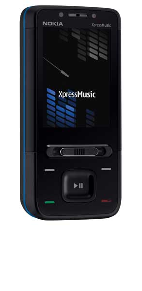 Viewing Image - Nokia-5610-XpressMusic-Blue_perspectiveLeftCloseB.jpg