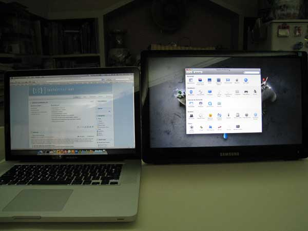 MacBook Pro With LD190G